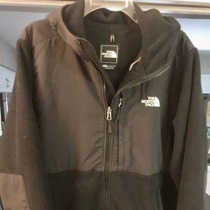 Women's North Face Denali hooded jacket